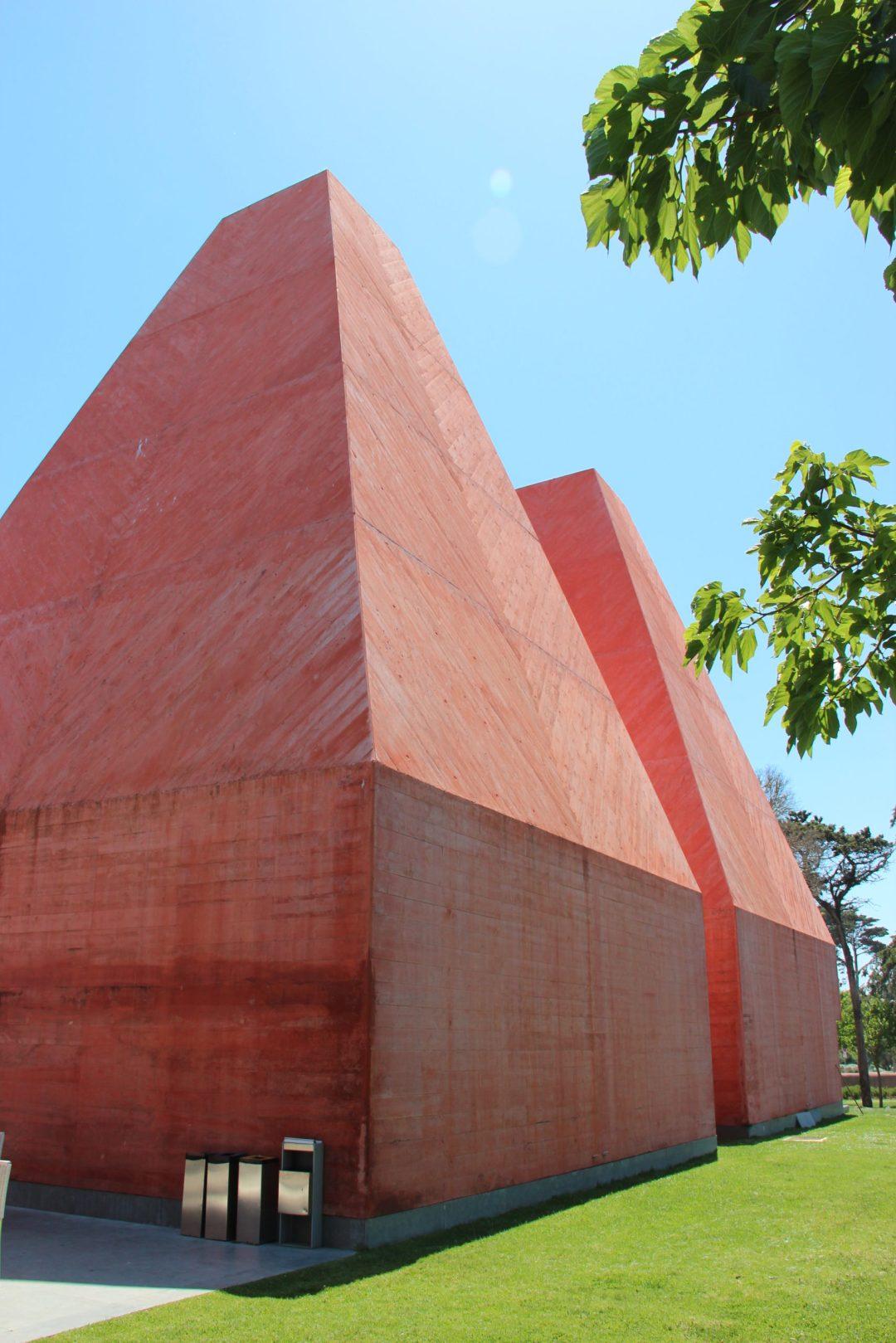 Souto de Moura  Musée Paula Rêgo