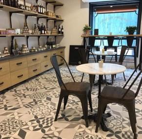 Projet Cosy du Plo : salle de restauration