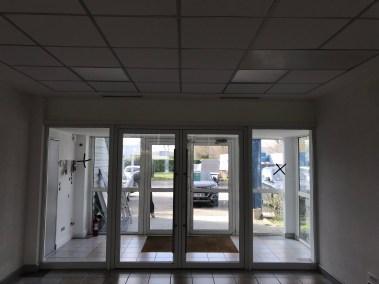 Projet S : un hall d'entrée d'entreprise