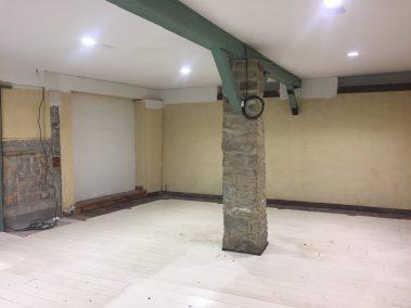 Projet Cosy du Plo : pendant les travaux
