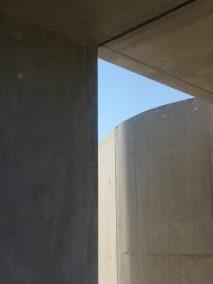 Projet A : partie de bâtiment en béton
