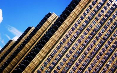 Vertical Ghettos © Louis Armand