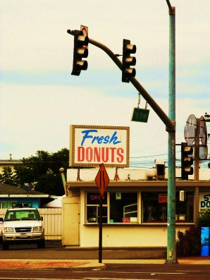 Fresh Donuts © Louis Armand