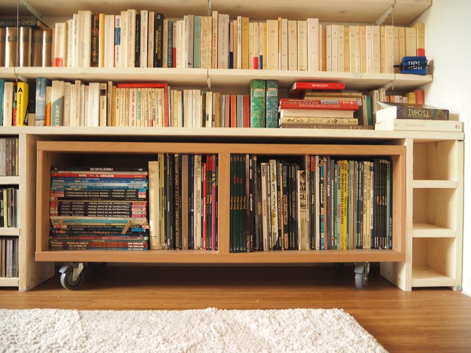 Bibliothque V ATELIER LUGUS Design Responsable