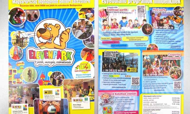 Elevenpark Kinderprogramm