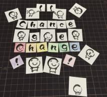 チャンス、チャレンジ、チェンジ