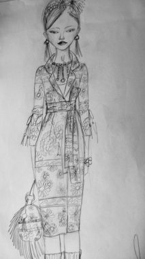 AMG-DOLL Design Sketches (11)