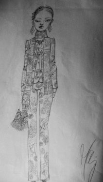 AMG-DOLL Design Sketches (16)