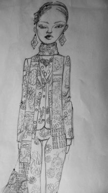 AMG-DOLL Design Sketches (17)