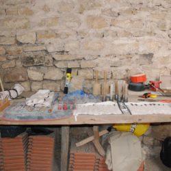 atelier beeldhouwgereedschap
