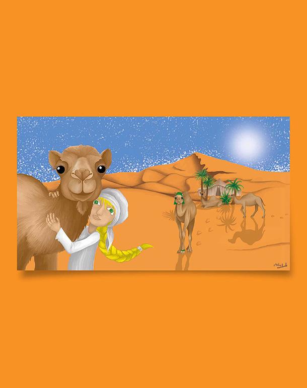 tableau-decoration-originale-enfant-desert