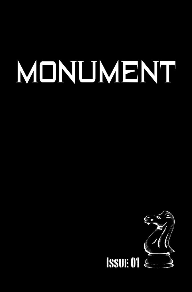 MONUMENT (2010) Issue 01 - Cover