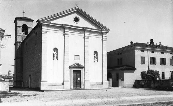 Chiesa della Marcelliana - Atelier Panzano
