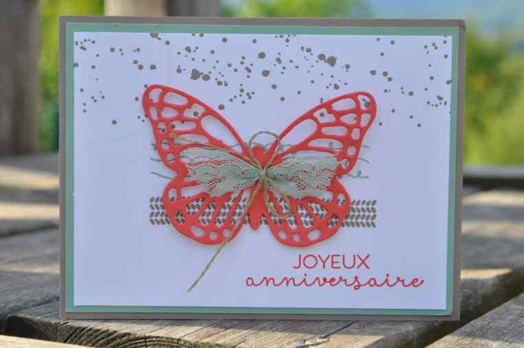 CARTE A TIRETTE PAPILLON 20151