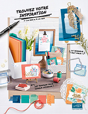 Catalogue Annuel Stampin up 2016/2017