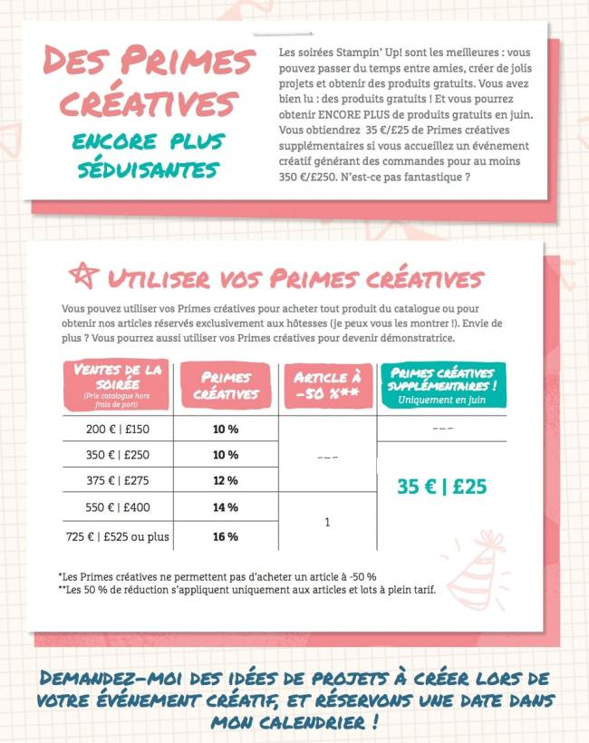 PRIMES CREATIVES JUIN