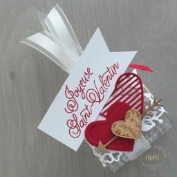 Cartes et boîte pour la Saint Valentin avec le lot de tampons scellée d'un baiser, framelits Mots d'amour, Thinlits En détails et Framelits Forme à coudre par Marie Meyer Stampin up - http://ateliers-scrapbooking.fr/ - Love Notes framelits dies - So detailled Thinlits dies - Stitched Shapes Framelits Dies - Sending Love Designer Series Paper Stack - Sealed With Love Stamp Set - Mit Gruß Und Kuss stemp set- Liebesgrüße Framelits Dies - Thinlits Liebe zum Detail