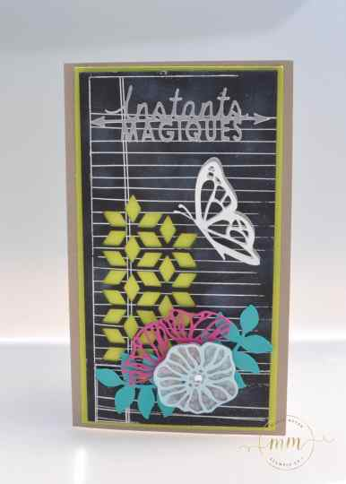 Cartes de remerciements Framelits Divers à superposer et Thinlits En mouvement par Marie Meyer Stampin up - http://ateliers-scrapbooking.fr/ - Thank you Cards - Electric Layers Thinlits - Danke Karten - Thinlits Kreative Vielvalt