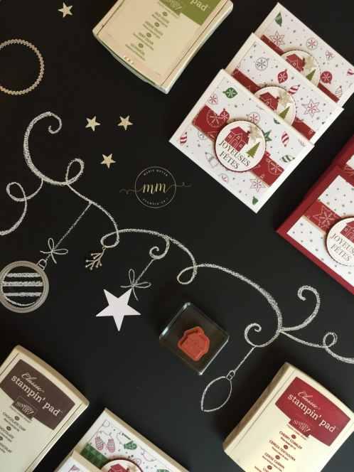 Mini calendrier de l'Avent de poche Soyons Joyeux, Boîtes, Boîtes à gourmandises, Boîtes cadeaux, Calendriers de l'Avent, Planche insta enveloppes, Set de tampons Souhaits en rafales, Stampin up, Framelits Forme à coudre, Framelits Pyramide de cercles, Stampin up, Papier Design Soyons joyeux par Marie Meyer Stampin up - http://ateliers-scrapbooking.fr/ - Advent calendar Be Merry, Box, Envelope Punch Board, Hearts Come Home Stamps, Stitched Shapes Framelits, Layering Circles Framelits, Be Merry Designer Series Paper - Adventskalender Voller Vorfreude, Stanz- und Falzbrett für Umschläge, Weihnachten daheim Stampel, Framelits Stickmuster, Framelits Langenweise Kreise, Designerpapier Voller Vorfreude