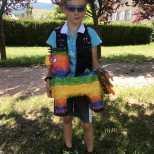 Fete anniversaire Nerf 10 ans Noe 2019 8