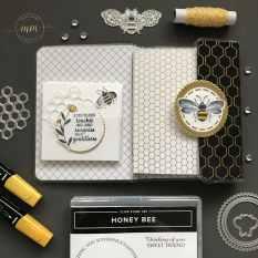 Mini carnet de voyage Honey Bee 2020 4