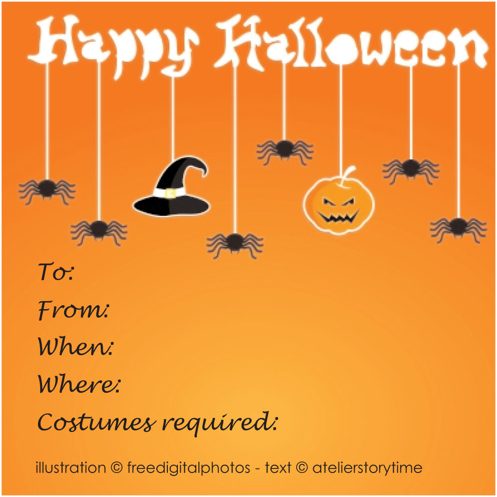 it s halloween storytime