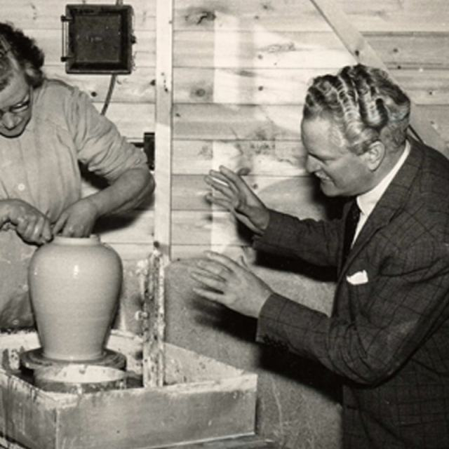 Branksome-China-Ernest-Baggaley-workshop-1948
