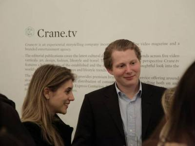 Crane.tv Curates: One Room, Three Global Names