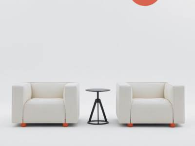 Knoll's new Lounge Collection by Edward Barber & Jay Osgerby