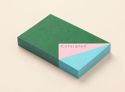 GF Smith's Colorplan rebrand