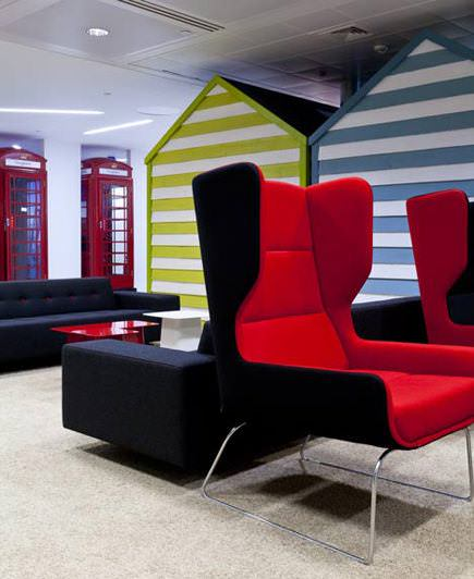 google office london 4