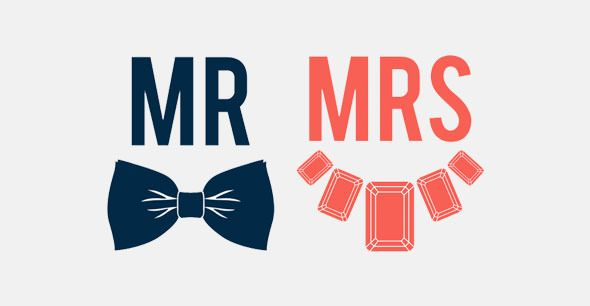 Mrs lilien mister+missus