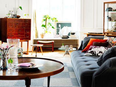 Josef Frank and his technicolour designs for Svenskt Tenn