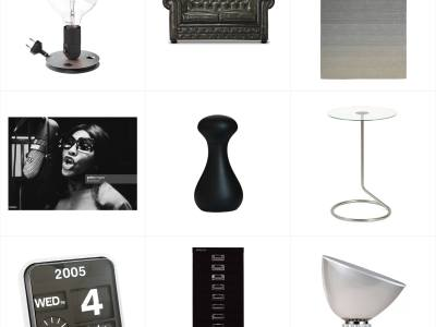 Black & White Modernism at Wayfair