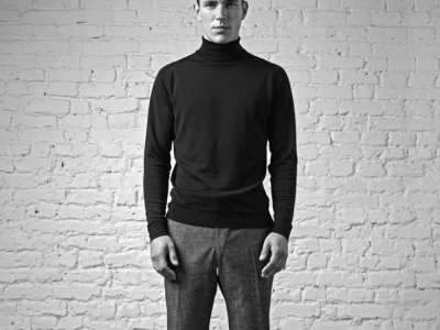 The world's finest knitwear. John Smedley.
