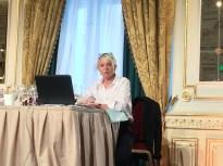 Gwenael Laroche, proprietara Domaine Laroche din Chablis