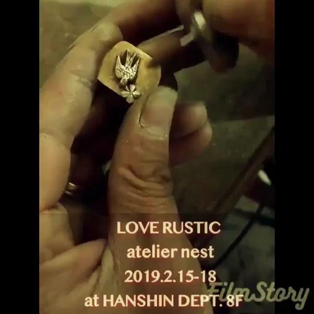 """*◆webshop掲載アイテム◆Primavera necklace **Webshopへはこちら→ rustic-market.com@rustic_market のプロフィール画面から飛べます。**2019年2月15日〜18日""""LOVE RUSTIC"""" 展示販売会 at阪神梅田本店8F(大阪)*#rusticwedding #ラスティックアクセサリー #HB #アトリエnest #熊本市 #14kgf#アクセサリー #オリジナルアクセサリー  #ブライダルアクセサリー #ファッション #天然石 #ツバメ #シルバーアクセサリー #ラッキーモチーフ#クローバー #コーディネート #シンプルネックレス"""