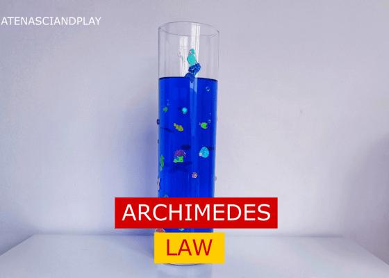 Archimedes Principle For Kids