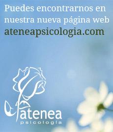 Nueva web de Atenea Psicología