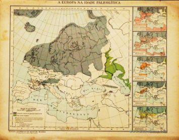 A Europa na Idade Paleolítica «€5.00»