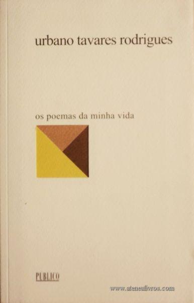 Urbano Tavares Rodrigues - Poemas da Minha Vida «€5.00»