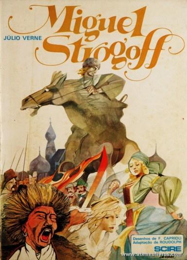 Miguel Strogoff - Júlio Verne «€5.00»