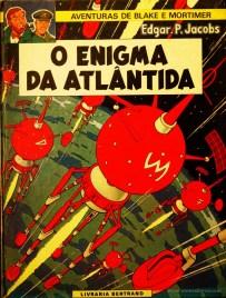 O Enigma da Atlântida «€5.00»