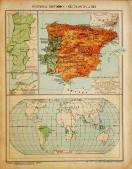 Portugal Histórico - Séculos XV a XIX «€5.00»
