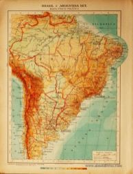 Brasil e Argentina «€5.00»
