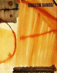 Bulletin Sandoz nº 18 - 1970 «€15.00»
