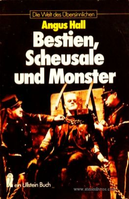 Angus Hall - Bestien, Scheusale Und Monster - Die Welt Des Übersinnlichen - «€5.00»
