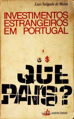 Investimento Estrangeiro em Portugal «€5.00»