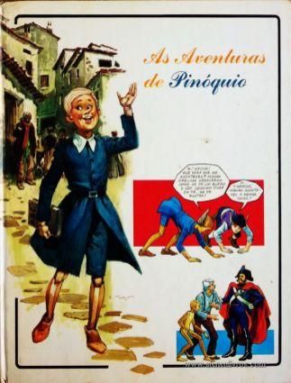 As Aventuras do Pinóquio «€5.00»