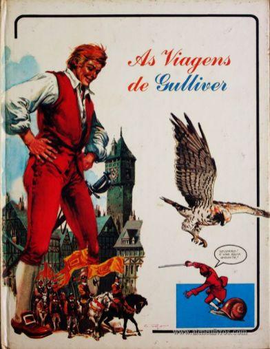 As Aventuras de Gulliver «€5.00»